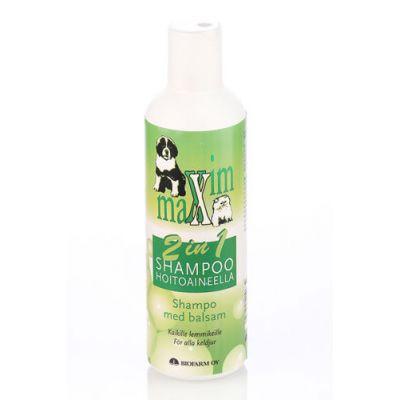 Maxim 2 in 1 shampoo 250 ml