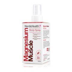 Nordic Health Magnesium Oil Muscle -ihosuihke  100 ml