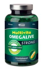 MULTIVITA OMEGALIVE STRONG 100 kaps