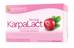 KarpaLact Strong 120 kaps