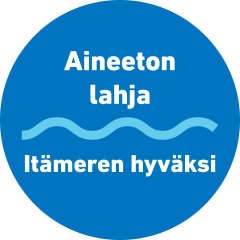 ORION KERÄILYLAHJA / AINEETON LAHJA ITÄMEREN HYVÄKSI